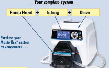 Masterflex® Tubing Pump System