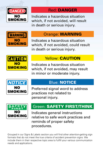 Lab Safety Signs For The Times From Cole Parmer Blog